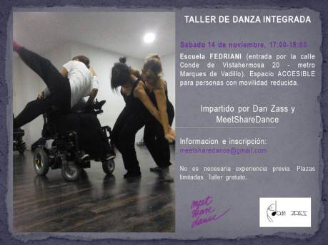 taller danza integrada FLYER2